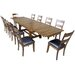 <strong>Mariposa 11 Piece Dining Set</strong> by A-America