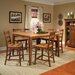 <strong>A-America</strong> Bristol Point 7 Piece Counter Height Dining Set