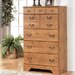 <strong>Signature Design by Ashley</strong> Atlee 5 Drawer Chest