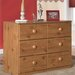 <strong>Elsa Loft 6 Drawer Storage Chest</strong> by Signature Design by Ashley