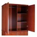 "<strong>Mayline Group</strong> Mira 35"" Wardrobe Cabinet"