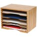 Bamboo Desk Sorter Stationery Wholesalers