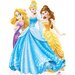 <strong>Advanced Graphics</strong> Disney Princesses Group Cardboard Stand-Up