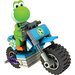 <strong>Nintendo Yoshi and Standard Bike Building Set</strong> by K'NEX