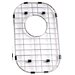 "Kraus Stainless Steel 15"" x 9"" Bottom Grid"