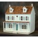 Lancaster Dollhouse in Milled Plywood