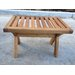 Atlanti Short Bench (Set of 2) Pacific Outdoor Furniture