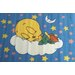 Looney Tunes - Tweety on Cloud Kids Rug EasyBuy