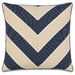 <strong>Ryder Abbot Chevron Accent Pillow</strong> by Eastern Accents