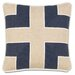 <strong>Ryder Abbot Mitered Accent Pillow</strong> by Eastern Accents