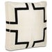 <strong>Black Tie Pillow</strong> by Eastern Accents