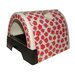 <strong>Designer Cat Litter Box with Flower Cover</strong> by Kittyagogo