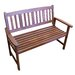 2 Seater Bench The Import Depot