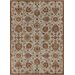 Chandra Rugs Bajrang Ivory Area Rug