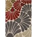 <strong>Davin Floral Rug</strong> by Chandra Rugs