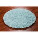 <strong>Chandra Rugs</strong> Paper Shag Blue Rug