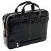 Siamod Monterosso Ignoto Leather Laptop Briefcase