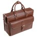 Giovani Leather Double Compartment Laptop Case