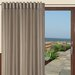 <strong>Lucerne Wanda Pleat Patio Single Panel</strong> by Ricardo Trading