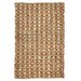 <strong>Intoppo Jute Rust / Natural Rug</strong> by Kosas Home