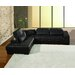 <strong>Bella Left Facing Chaise Sectional Sofa</strong> by Creative Furniture