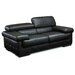 <strong>CREATIVE FURNITURE</strong> Savoy Leather Loveseat
