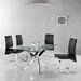 <strong>Fabio 5 Piece Dining Set</strong> by Creative Furniture