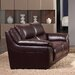 <strong>Leroy Leather Loveseat</strong> by Creative Furniture