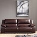 <strong>Leroy Leather Sofa</strong> by CREATIVE FURNITURE