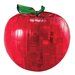 Red 3D Apple Puzzle