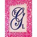 <strong>Wood Wall Monogram Hanging Initials</strong> by Little Crown Interiors
