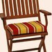 <strong>Blazing Needles</strong> Folding Chair Cushion (Set of 2)