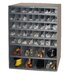 """<strong>42"""" H x 33.75"""" W x 12"""" D Opening Parts Bin Cabinet</strong> by Durham Manufacturing"""