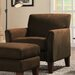 <strong>Kingstown Home</strong> Warner Microfiber Arm Chair