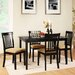 <strong>Jeannette 5 Piece Dining Set</strong> by Kingstown Home
