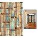 "24"" x 36"" Decorative City Lights Window Film"