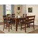 <strong>6 Piece Counter Height Dining Set</strong> by Wildon Home ®