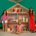 <strong>My Girls Doll House</strong> Sweet Bungalow Style Dollhouse