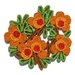 <strong>Florigraphie Camelia Straw Pot Holder</strong> by Seletti