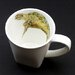 <strong>Doreen's Turtle Square Mug</strong> by Kim Rody Creations