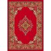 Pastiche Merkez Currant Red Rug