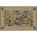Realtree Advantage Solid Border Novelty Rug