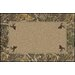 Milliken Realtree Timber Solid Center Novelty Rug