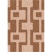 <strong>Modern Times Uptown Sorrel Rug</strong> by Milliken