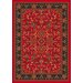 <strong>Pastiche Abadan Currant Red Rug</strong> by Milliken