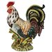 <strong>Kaldun & Bogle</strong> Tuscan Rooster Figurine