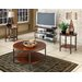 <strong>Kruger 3 Piece Coffee Table Set (Set of 3)</strong> by Brady Furniture Industries