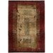 <strong>Generations Dark Red Rug</strong> by Oriental Weavers