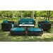 <strong>Wright 6 Piece Deep Seating Group with Cushion</strong> by AE Outdoor