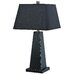 """<strong>Blakeney 28.5"""" H Table Lamp with Empire Shade</strong> by Lite Source"""
